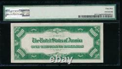 Ac 1934 $1000 Philadelphia Lgs One Thousand Dollar Bill Pmg 45