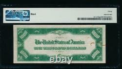 Ac 1934 1000 $ Richmond Lgs One MILL Dollar Bill Pmg 30 Commentaire