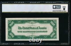 Ac 1934a $1000 Atlanta One Thousand Dollar Bill Pcgs 66 Ppq Gem Uncirculated