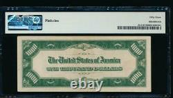 Ac 1934a $1000 Atlanta One Thousand Dollar Bill Pmg 53 Commentaire