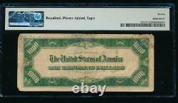 Ac 1934a 1000 $ Atlanta Une Mille Bill Dollar Pmg 12 Net