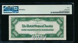 Ac 1934a 1000 $ Boston One MILL Dollar Bill Pmg 30 Commentaire