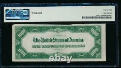 Ac 1934a $1000 Boston One Thousand Dollar Bill Pmg 25 Commentaire