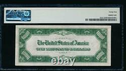 Ac 1934a 1000 $ Boston Une Mille Dollar Bill Pmg 35