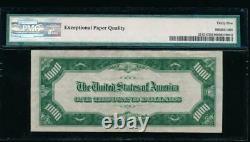 Ac 1934a 1000 $ Chicago One MILL Dollar Bill Pmg 35 Epq