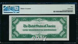 Ac 1934a 1000 $ Chicago One MILL Dollar Bill Pmg 50 Commentaire
