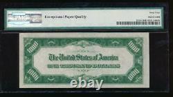 Ac 1934a 1000 $ Chicago One MILL Dollar Bill Pmg 64 Epq
