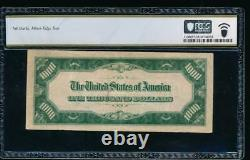 Ac 1934a 1000 $ Chicago One Milland Dollar Bill Pcgs 25 Commentaire