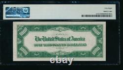 Ac 1934a 1000 $ Kansas City Une Mille Dollar Bill Pmg 58