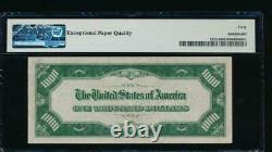 Ac 1934a 1000 $ New York Un Millier Dollar Pmg 40 Epq