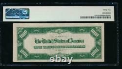 Ac 1934a 1000 $ Saint Louis Un Millier Dollar Pmg 35