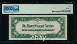 Ac 1934a 1 000 $ Chicago Une Mille Dollar Bill Pmg 30