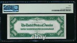 Ac 1934a 1 000 $ Chicago Une Mille Dollar Bill Pmg 40