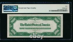 Ac 1934a 1 000 $ Chicago Une Mille Dollar Bill Pmg 50 Epq