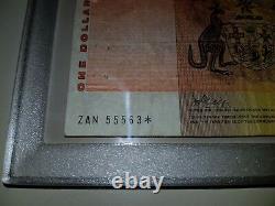 Commonwealth Of Australia One Dollar Star Note Phillips / Randall
