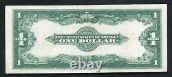 Fr 40 1923 $1 One Dollar Red Seal Legal Tender États-unis Note Extrêmement Fine