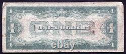 Père. 1500 1928 $ 1 Dollar Sceau Rouge Appel D'offres Légal États-unis Note